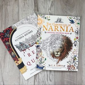 🛍3 for $25 🛍 2 Adult Colouring Books NEW